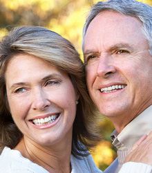 stock photo of a mature couple